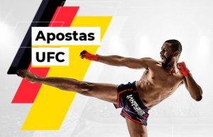 Apostas Online no UFC