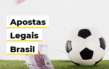 Apostas Legais Brasil Bola Futebol