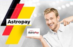 Apostas com Astropay