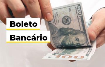 Boleto Bancário Nota de Dólar