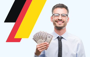 Boleto Bancário Homem Dinheiro