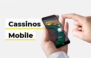Cassinos Mobile Roleta
