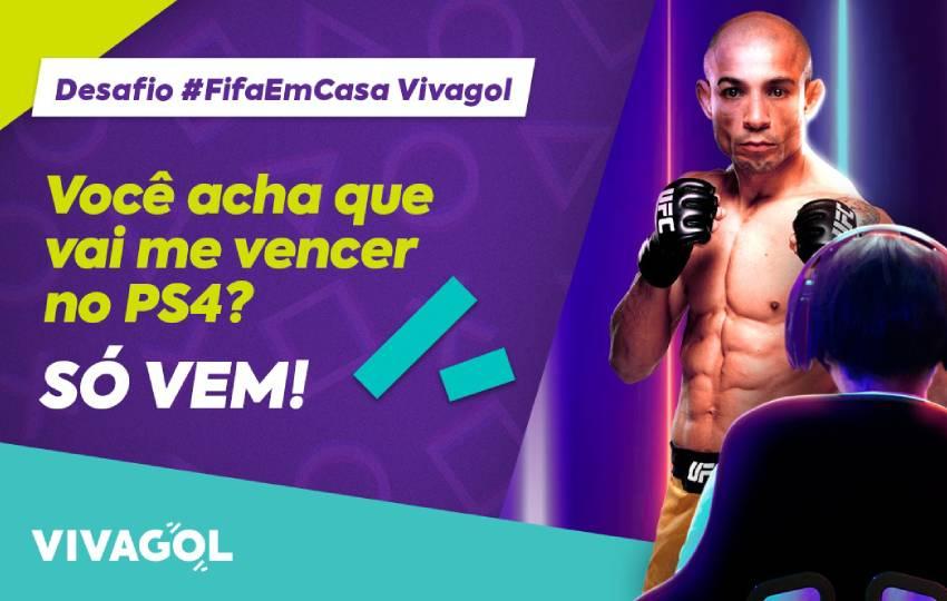 Desafio José Aldo da Vivagol