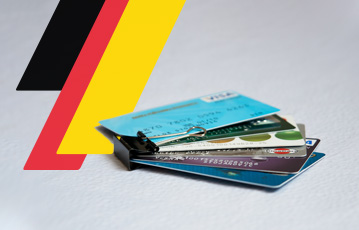 Formas de Pagamento Cartões de Crédito