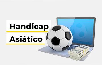 Handicap Asiatico PC Bola Futebol