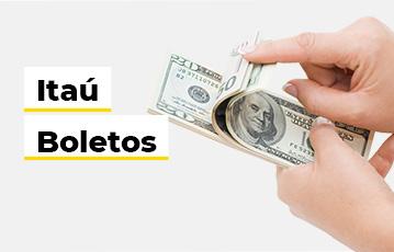Itaú Boletos Notas