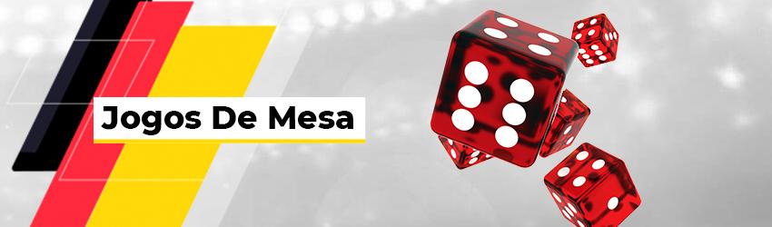 Jogos de Mesa Casino Guide