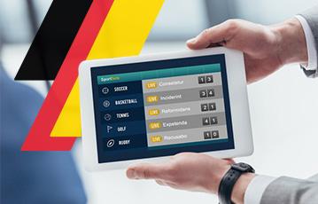Trader Esportivo Tablet