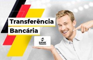 Apostas com Transferência Bancária