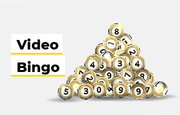 Video Bingo Bolas Numeradas