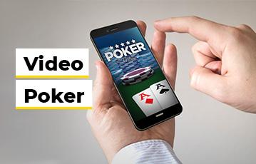 Video Poker Telemóvel
