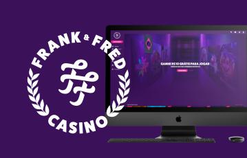 Frank & Fred Casino Usabilidade