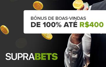 Suprabets Casino Bônus