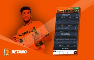 Betano Sport Usabilidade 2