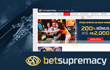 Betsupremacy Casino Usabilidade