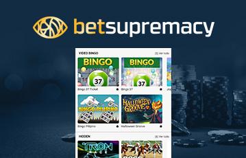 Betsupremacy Casino Usabilidade 2