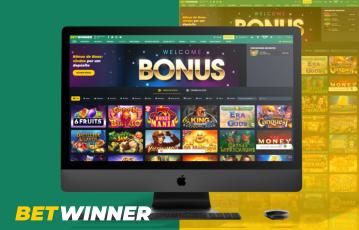 Betwinner Casino Usabilidade