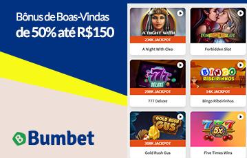 Bumbet Casino Bonus