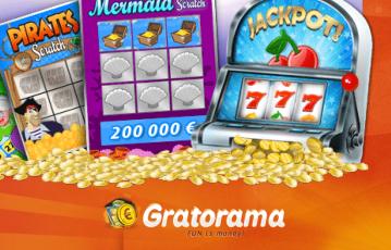 Gratorama Casino Usabilidade 2