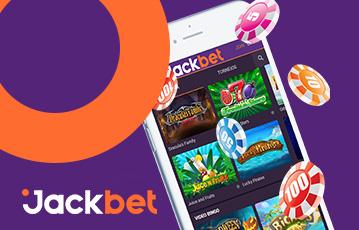 Jackbet Casino Usabilidade 2