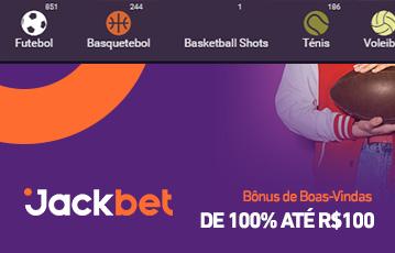Jackbet Sport Bonus
