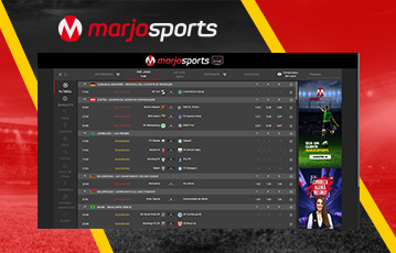 Marjosports Sport Usabilidade