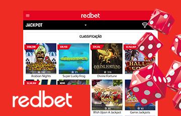 Redbet Casino Destaque