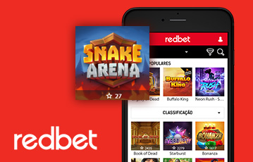 Redbet Casino Usabilidade 2
