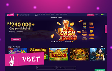 Vbet casino usabilidade