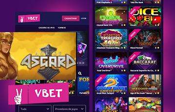 Vbet casino usabilidade2