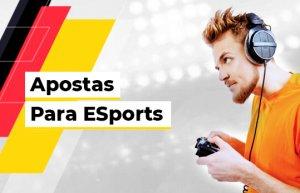 Apostas para eSports