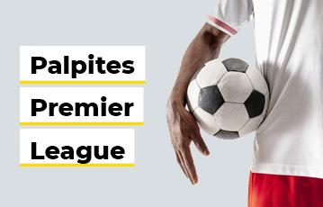 Palpites Premier League Jogador Bola Futebol