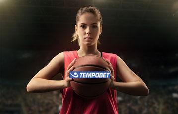 Tempobet Jogadora Basquete