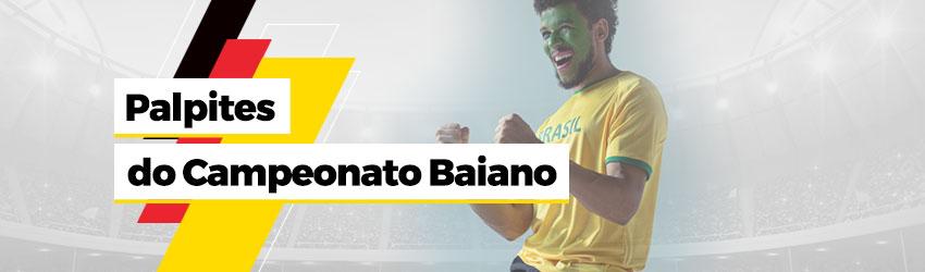 Palpites Campeonato Baiano