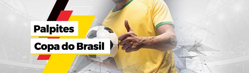 Palpites Copa do Brasil