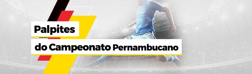 Palpites Campeonato Pernambucano