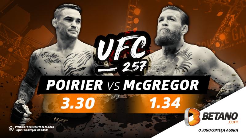 McGregor x Poirier