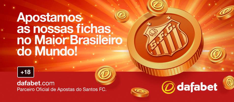 Dafabet / Santos FC