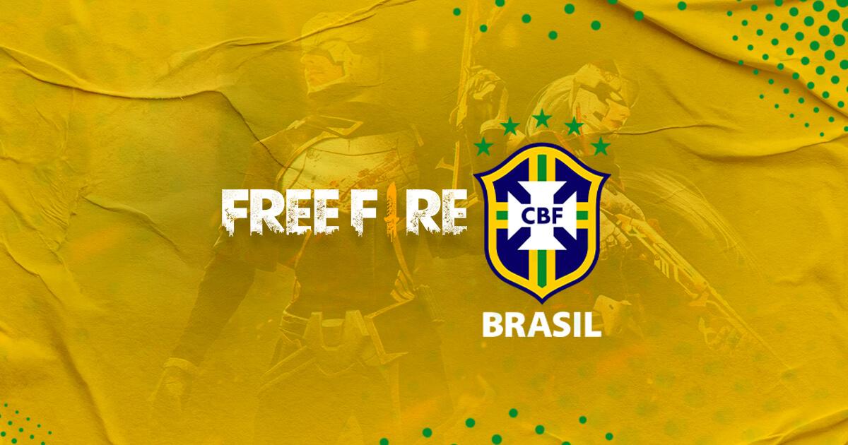 selecao brasileira free fire