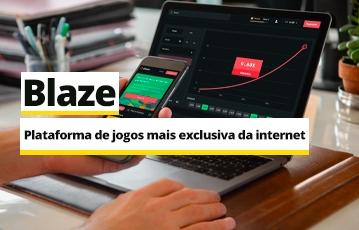 Blaze Apostas PC Smartphone