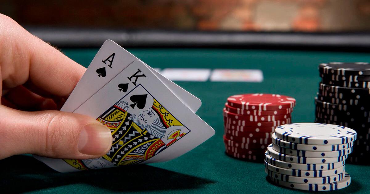 Cartas Fichas Poker