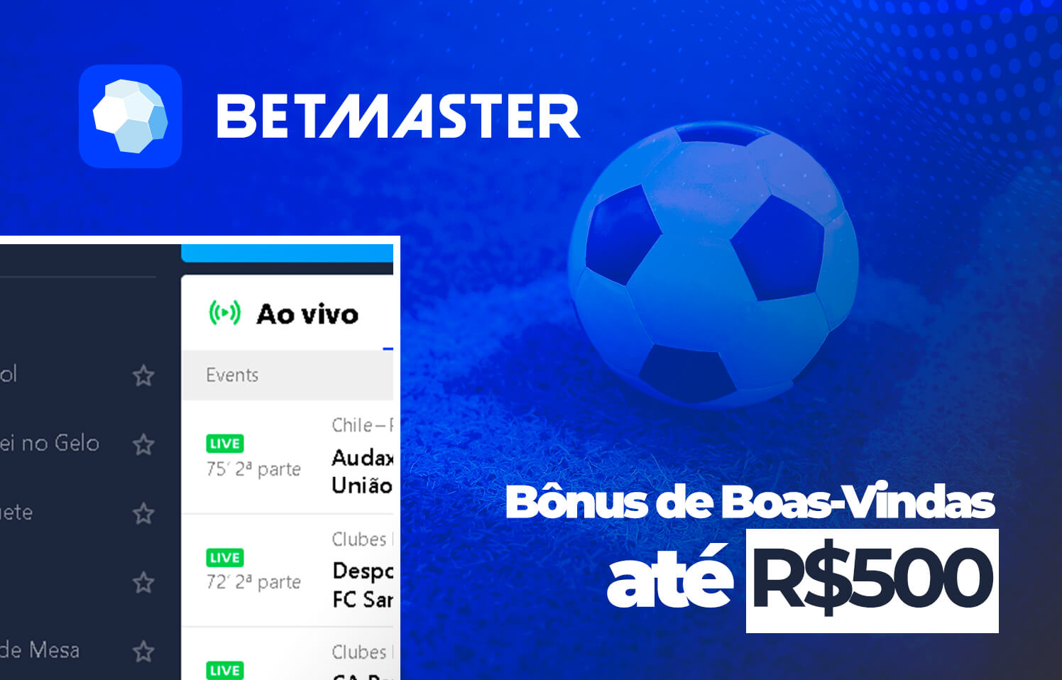 Betmaster sport bonus