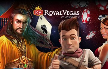 Royal Vegas Casino Pro and Con