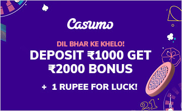 Casumo - Get your bonus now!