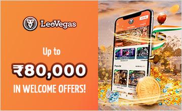 LeoVegas - Claim Your Bonus Now!