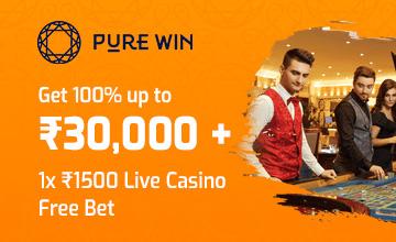 Pure Win - Get your bonus now!