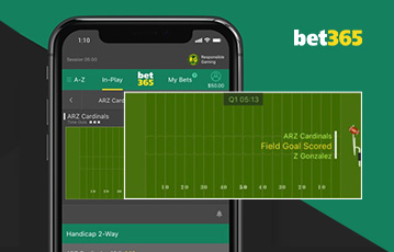 bet365 live sports