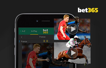 bet365 mobile sports