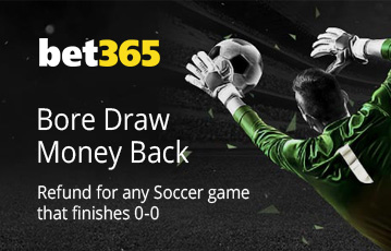 bet365 sports money back