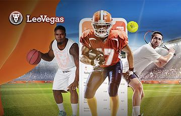 LeoVegas sport mobile